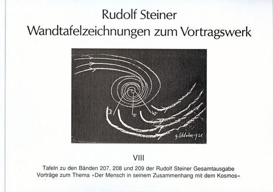 Wandtafelzeichnungen zum Vortragswerk 8