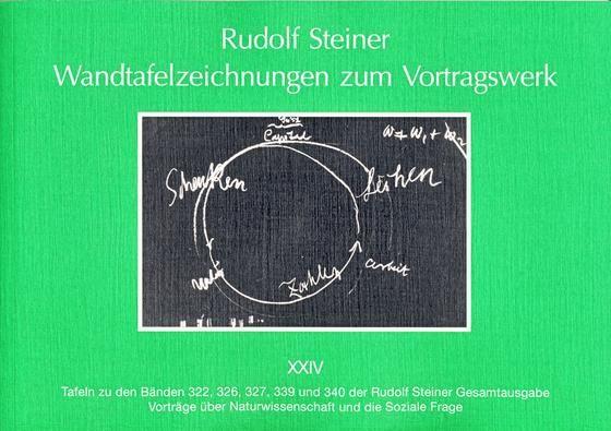 Wandtafelzeichnungen zum Vortragswerk 24