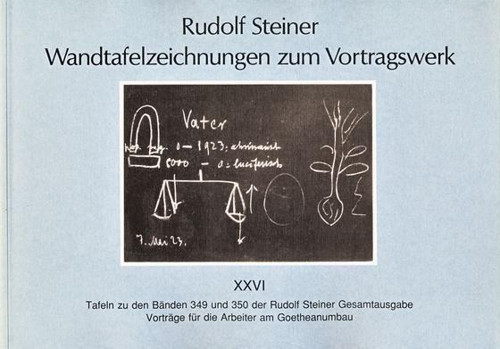 Wandtafelzeichnungen zum Vortragswerk 26