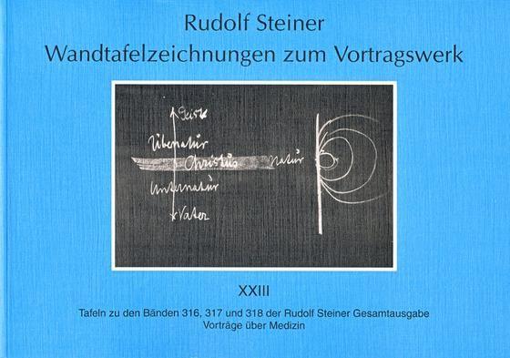 Wandtafelzeichnungen zum Vortragswerk 23