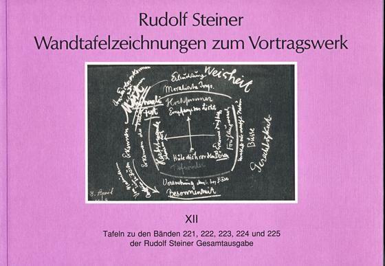 Wandtafelzeichnungen zum Vortragswerk 12