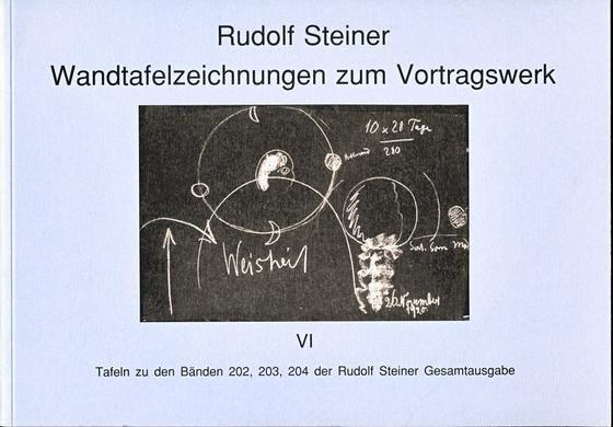 Wandtafelzeichnungen zum Vortragswerk 6