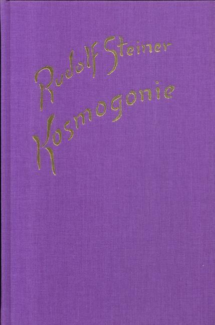 Kosmogonie. Populärer Okkultismus. Das Johannes-Evangelium. Die Theosophie an Hand des Johannes-Evangeliums