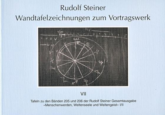 Wandtafelzeichnungen zum Vortragswerk 7