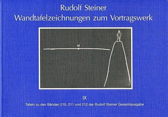 Wandtafelzeichnungen zum Vortragswerk 9