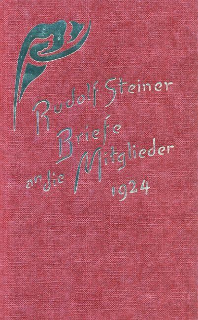 Briefe an die Mitglieder 1924