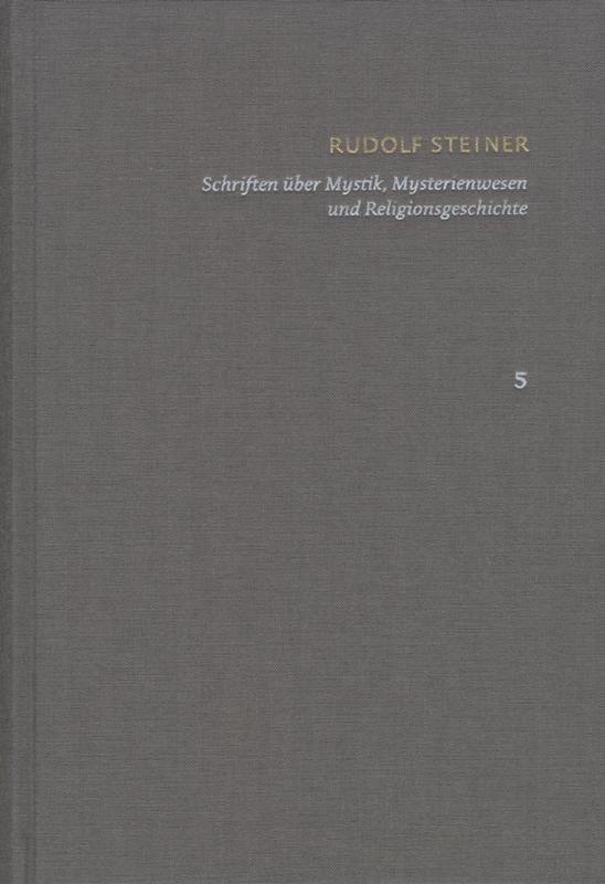 SKA Band 5: Schriften über Mystik Mysterienwesen und Religionsgeschichte