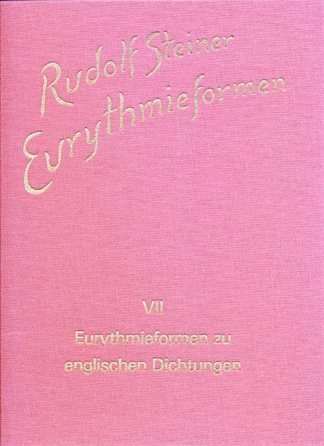 Eurythmieformen zu englischen Dichtungen